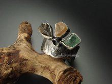 Žiedai su akmenimis